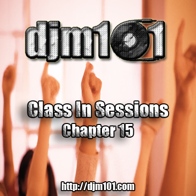 Class In Sessions Chapter 15 Album Art