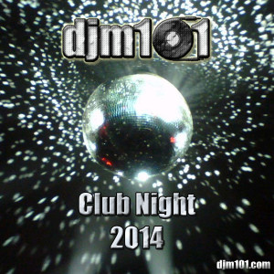 Club Night Album Art V2