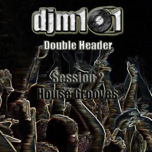 DoubleHeader Album Art_House Grooves