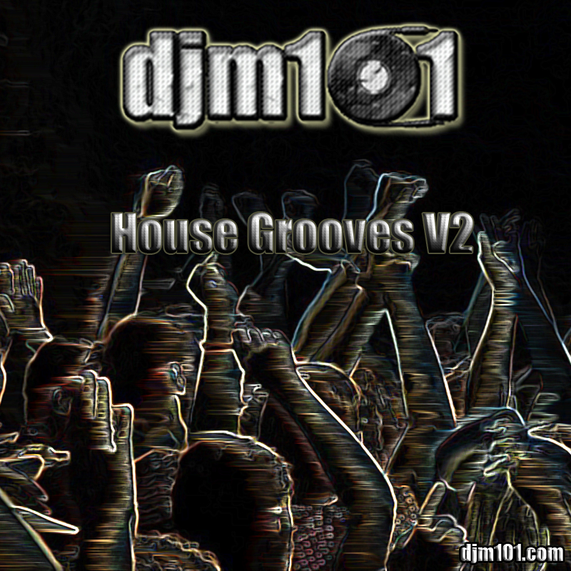 House Grooves V2 Album Art