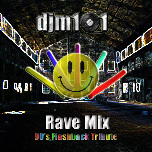 Rave Mix Cover