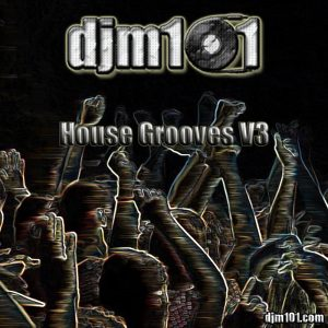 House Grooves V3 Album Art
