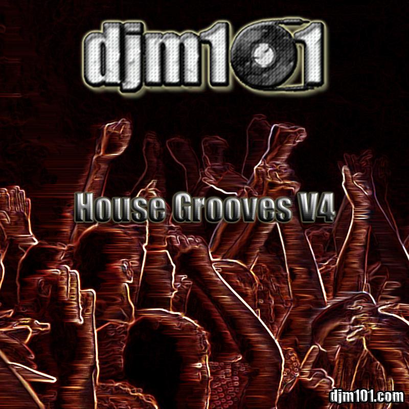 House Grooves V4 Album Art